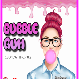flores cbd bubble gum